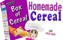 Homemade Box of Cereal Recipe Thumbnail