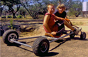 Homemade Go Kart Homeschool Project Thumbnail