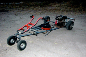 WATCH Simple Homemade Go-Kart in a Day
