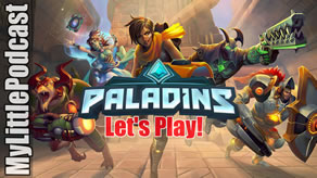 paladins online video game live stream podcast
