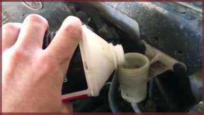 How to Bleed a in Bell Housing Clutch | Ford Concentric Slave Cylinder Bleeding Trick