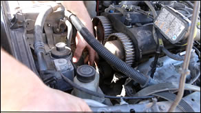 How to Fix Timing Belt on Car