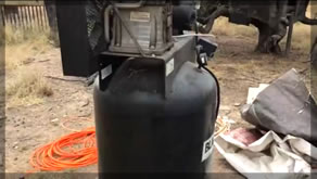 How To Find & Repair Leak On Air Compressor Garen Finds a Leak In Our Air Compressor - Quick Fix