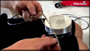 How To Install Piston Rings - With and Without tool