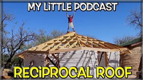 My Little Podcast Livestream | Reciprocal Roof