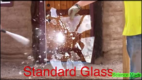 How to tell the difference between safety and regular glass
